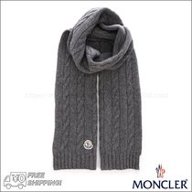 "【SALE】AW17 | MONCLER(モンクレール) ""CLASSIC KNITTED SCARF"""