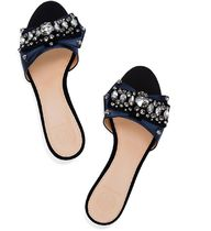 Tory Burch VALENTINA BOW SLIDE