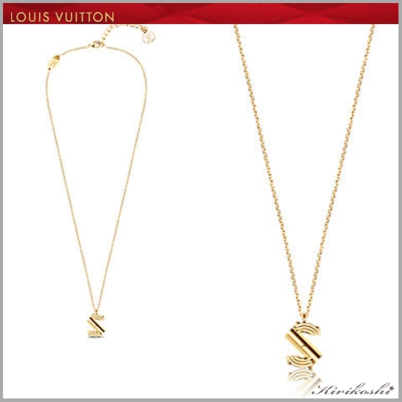 ◆Louis Vuitton最新作◆LV&ME S◆ネックレス