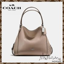 Coach ◆ 22995 Page crossbody with tea rose tooling