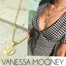 ● Vanessa Mooney ●24K LADY GOLD チャーム ネックレス