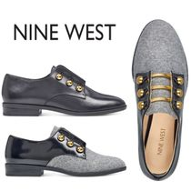 Sale★【Nine West】オックスフォード★Jon Slip On Oxford