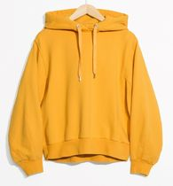 "& Other Stories(アンドアザーストーリーズ) スウェット・トレーナー ""& Other Stories""Oversized Sweatshirt Yellow"
