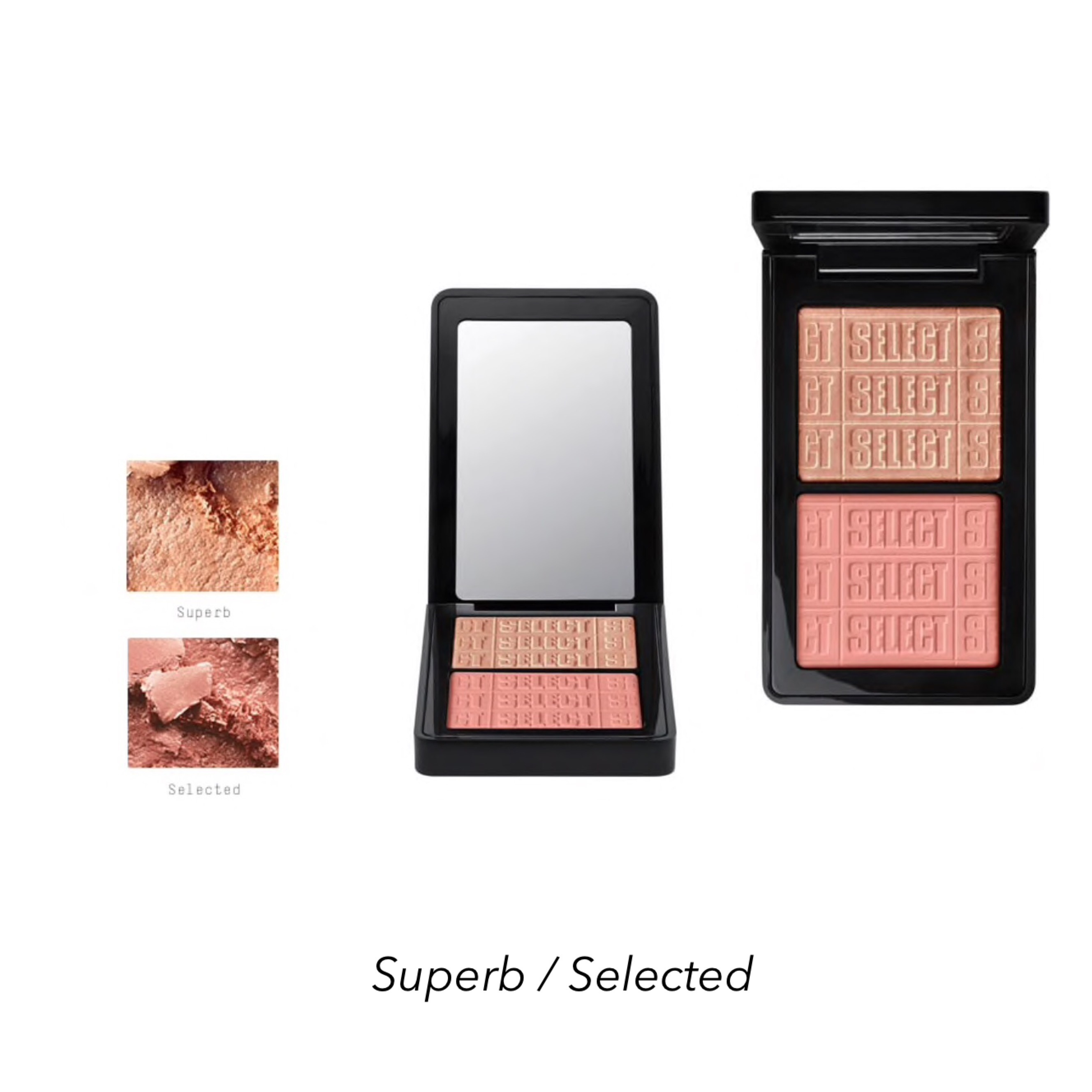 <MAC>  EXTRA DIMENSION X 2 COMPACT / M・A・C SELECT