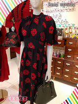 Kate spade★poppy flutter sleeve dress☆ポピードレスがお洒落