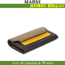 2017AW,関税込★MARNI(マルニ) TRUNK GUSSET WALLET