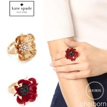《送料込み》kate spade Precious Poppies Ring 2色展開