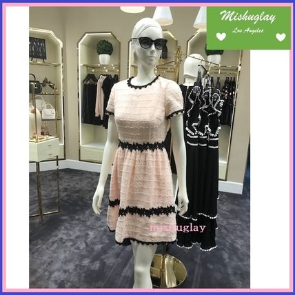 【kate spade】Madison Avenue★大人かわいいjayne dress★rose