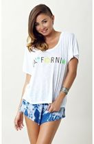 Blue Life(ブルーライフ) Tシャツ・カットソー 【国内発送】Blue life Cali l'm not a hipster tee