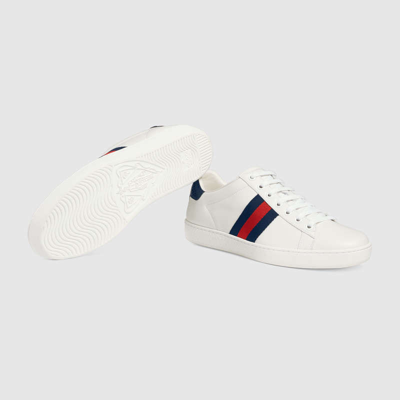 ★GUCCI Ace leather sneaker スニーカー 3色★