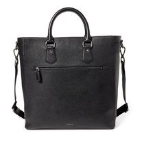 Polo Ralph Lauren ★ Pebbled Leather Tote