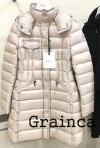 MONCLER★17/18AW HERMINE★上品なライトベージュ・関税込み