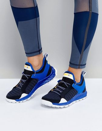 adidas Training Stella Sport Aleki X Trainers In Blue