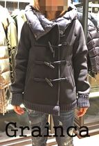 MONCLER★17/18AW ウール&ナイロン 異素材MIX CEDRUS★関税込み