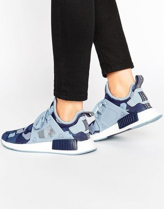 adidas Originals Midnight Grey NMD Trainers