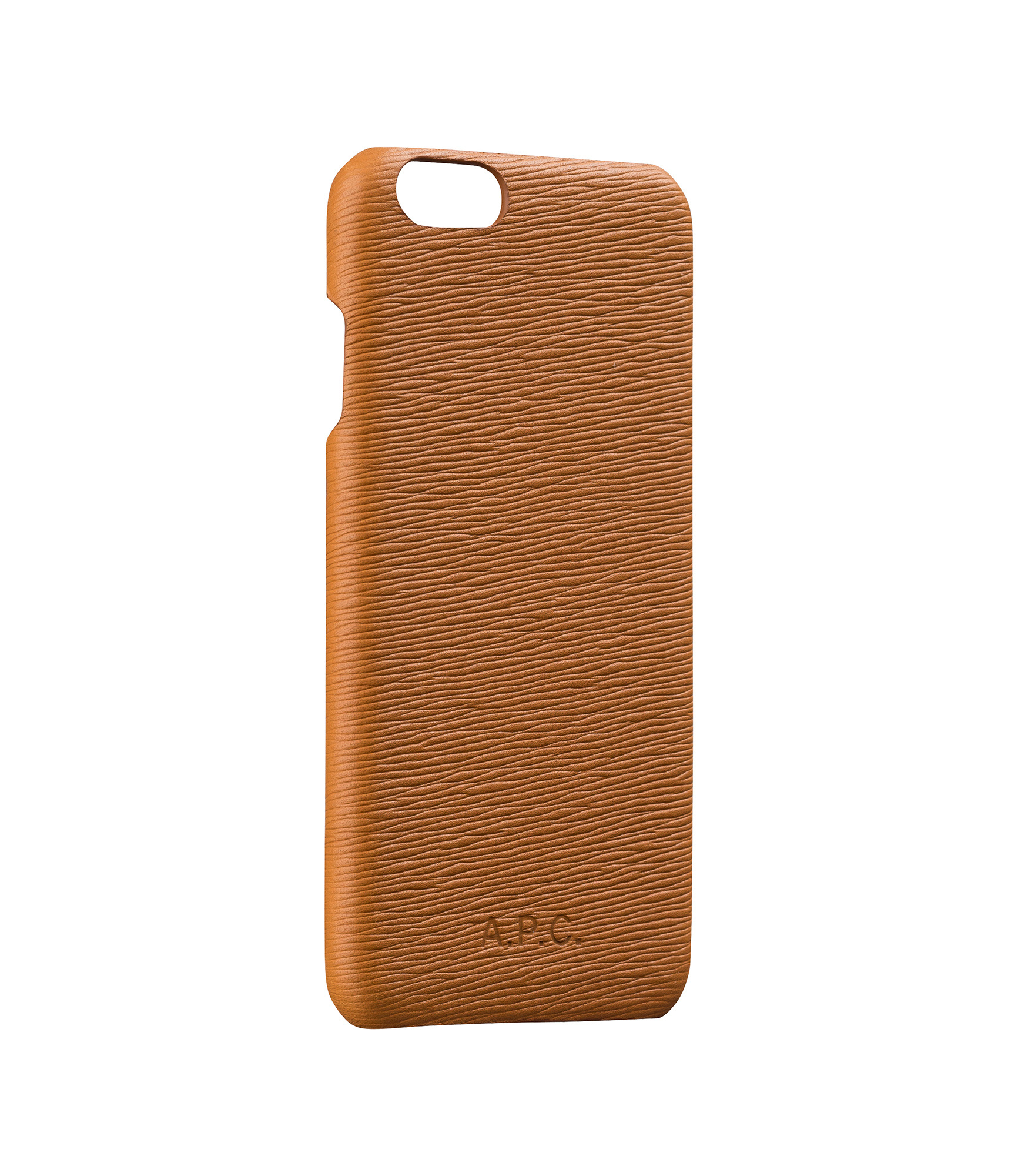 【A.P.C.】2017-18AW新作 iPhone 6 ケース ウィスキー