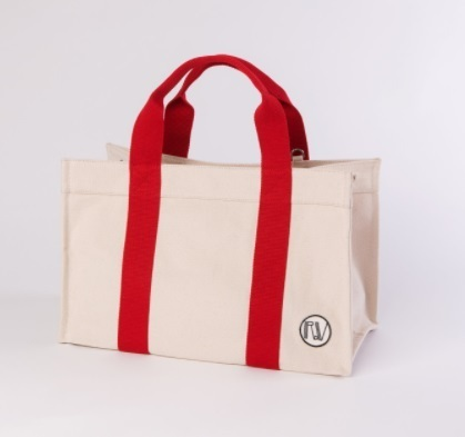 優木まおみさん愛用brand【Rue de Verneuil】Canvas Mini Tote