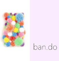 ◇ban.do◇可愛すぎ!!pom pom iphone6/6s case
