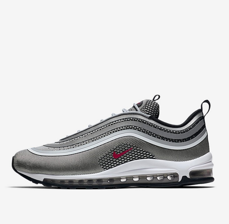 送料込み★Nike Air Max 97 Ultra Silver