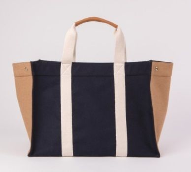 RUE DE VERNEUIL マザーズバッグ 優木まおみさん愛用brand【Rue de Verneuil】Wool Large Tote(5)