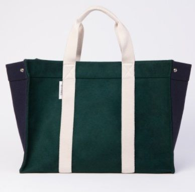 RUE DE VERNEUIL マザーズバッグ 優木まおみさん愛用brand【Rue de Verneuil】Wool Large Tote(6)