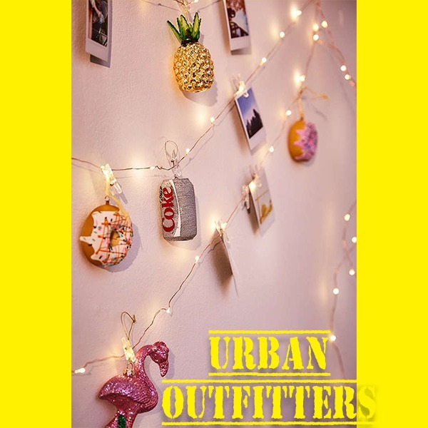 SNS映え★【Urban Outfitters】フォトクリップFireFLy ライト