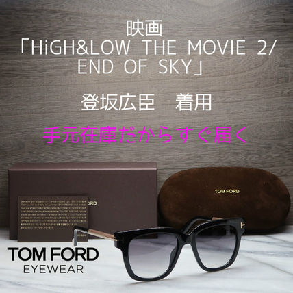 TOM FORD サングラス 【送料 関税込】TOM FORD 登坂広臣着用サングラス TRACY FT0436