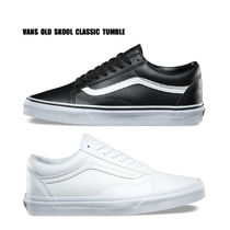 VANS★OLD SKOOL★CLASSIC TUMBLE★25.5~29cm★2色