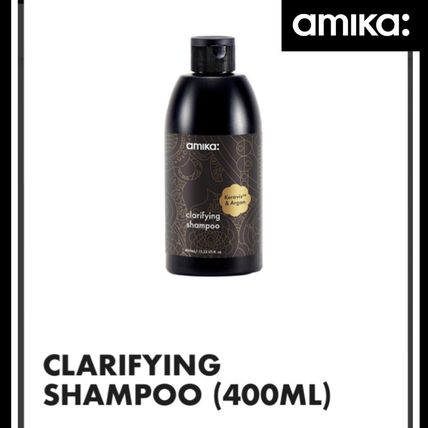 amika: / Hair Care / Clarifying Shampoo (400ml)シャンプー