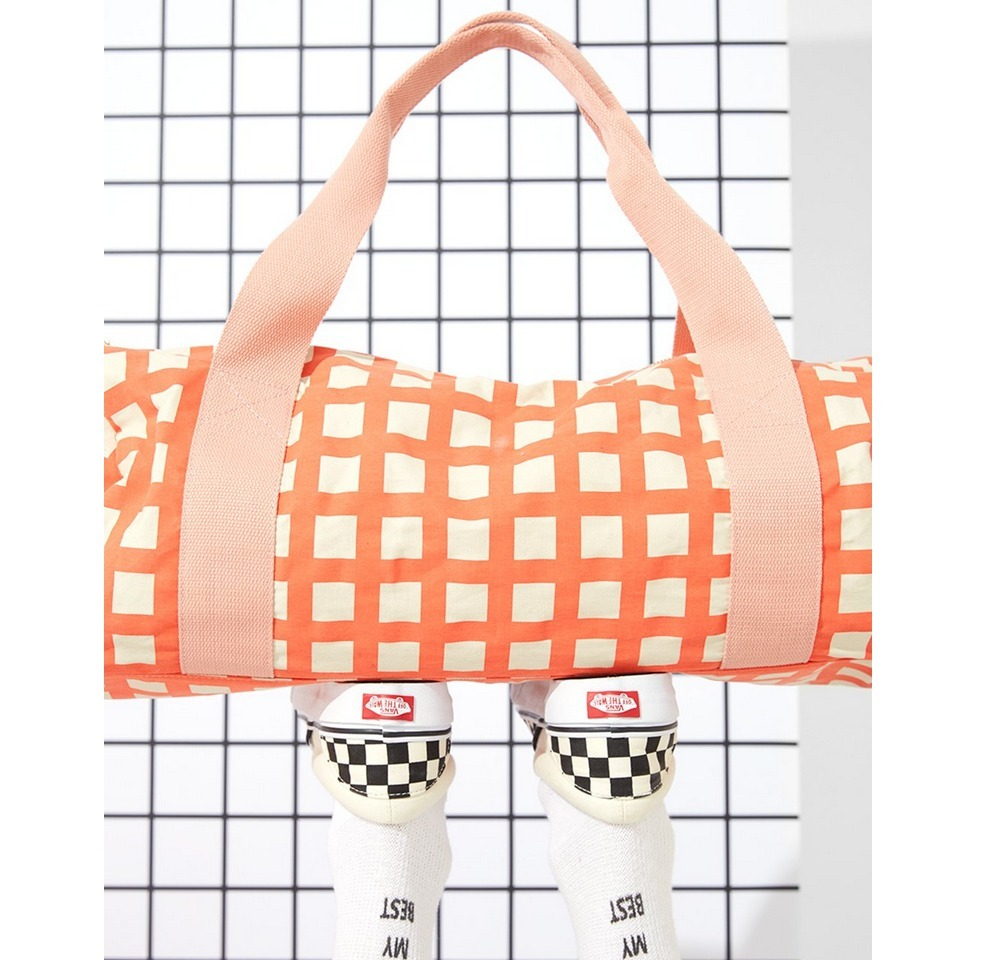 ◇ban.do◇Work It Out GYM BAG-Lattice