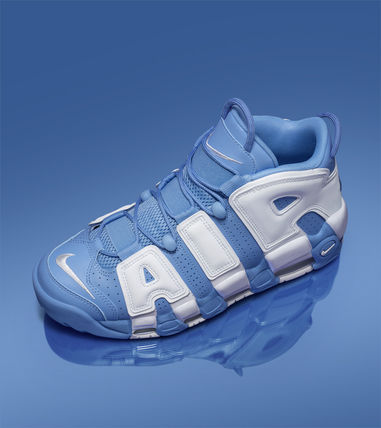 メンズ NIKE AIR MORE UPTEMPO UNIVERSITY BLUE