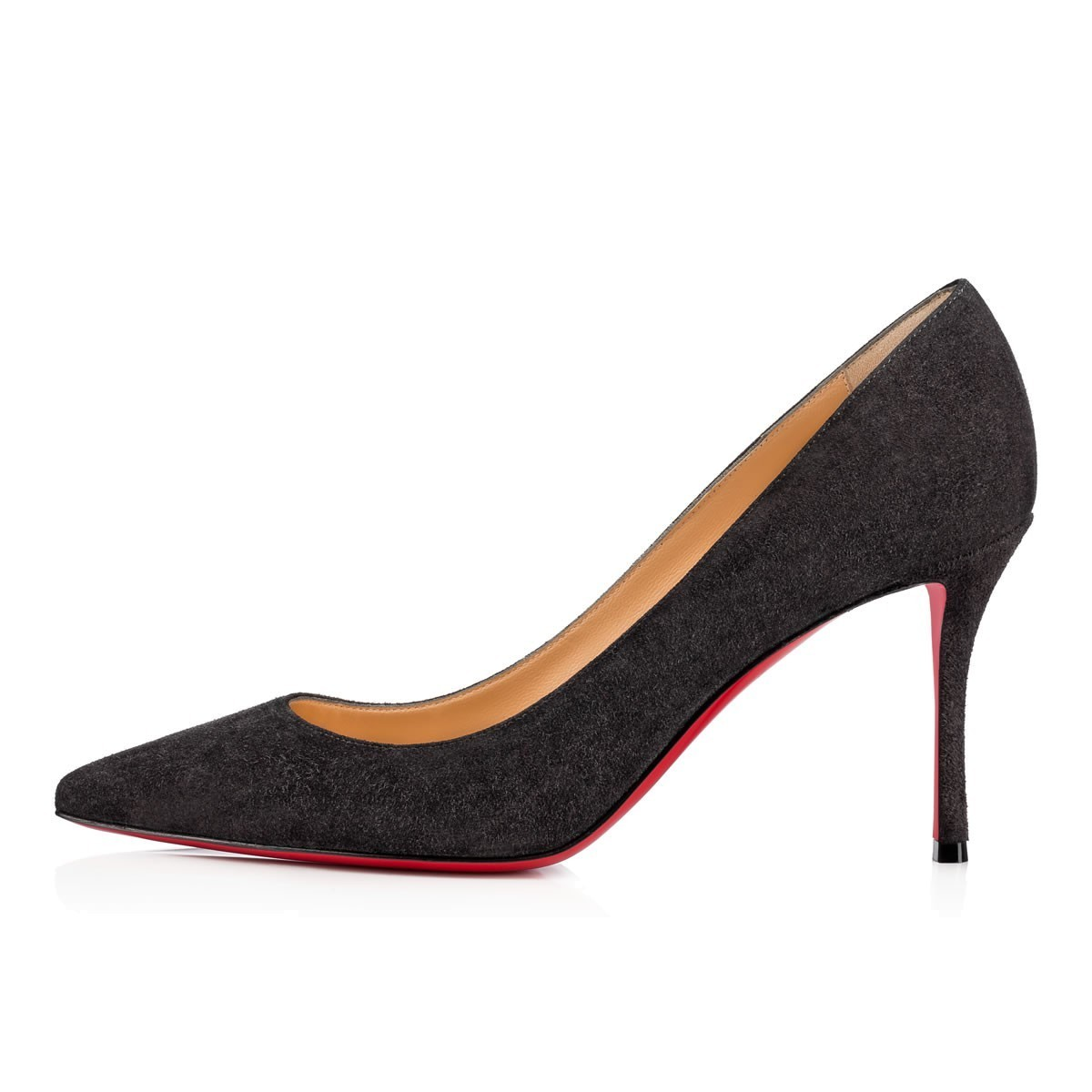 安心送料関税込! Christian Louboutin Decoltish Veau Velours