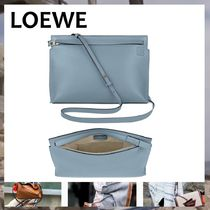 §LOEWE§ 国内発送 カーフスキンTポーチバッグ