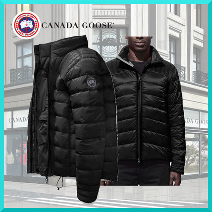 希少!!CANADA GOOSE(カナダグース)Brookvale Jacket Black Label