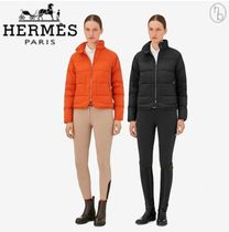 【一流の証】'17秋冬新作★HERMES  extra-light down jacket