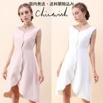 国発送関込☆Chicwish☆Scrolled Enchantment Sleeveless Dress