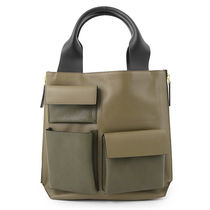 マルニ SHMPV12U02 LV589 MULTIPOCKET BAG トートバッグ Z1S52