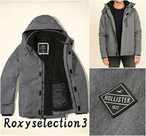 【Hollister】Hollister All-Weather Sherpa-Lined Jacket裏ボア