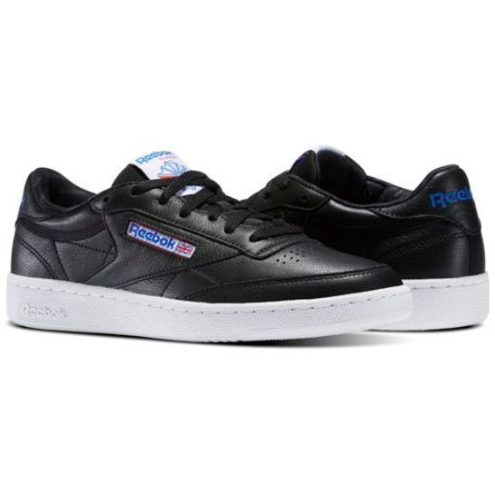 REEBOK CLASSIC UNISEX CLUB C 85 OVER BRANDED BS5213