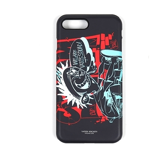 STIGMA iPhone ケース CARTOON BK