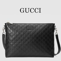Gucci ソフト メッセンジャーバッグ 473882DMT1N