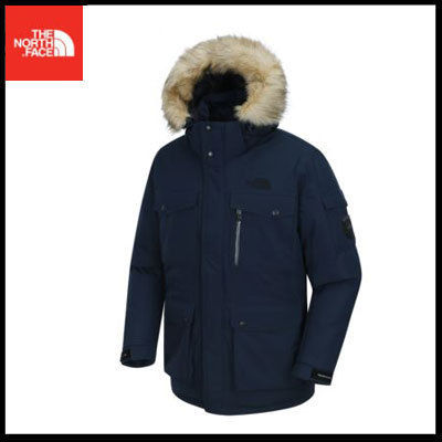 (ザノースフェイス) M'S MCMURDO AIR 2 PARKA NAVY NJ1DI52B