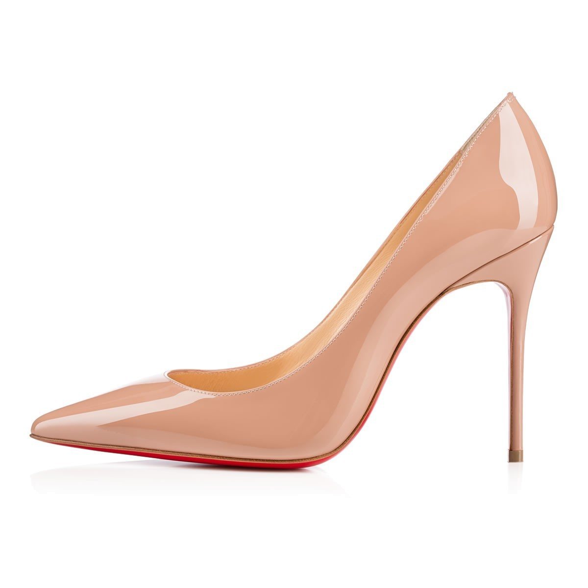 【CHRISTIAN LOUBOUTIN】Decollete 554 100 mm