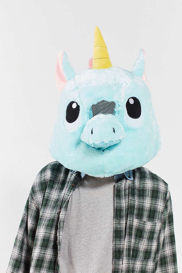 Urban Outfitters☆Giant Unicorn Head☆Helloween
