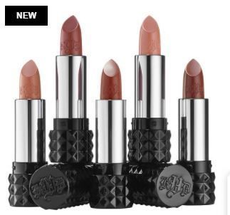 KAT VON D☆限定(Find Your Nude Studded Kiss Lipstick Set)