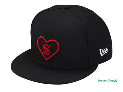 Supreme Heart New Era 2017 FW
