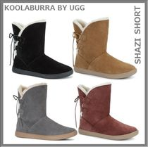 Koolaburra by UGG【後部でレースアップ☆SHAZI SHORT 】