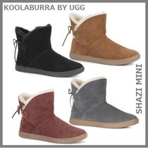 Koolaburra by UGG【後部でレースアップ☆SHAZI MINI 】