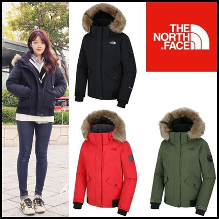 THE NORTH FACE ☆W'S MCMURDO DOWN BOMBER 5色