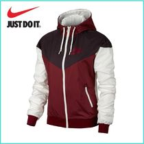 ☆送料無料☆NIKE(ナイキ)AS W NSW WR JKT OG PORT WINE